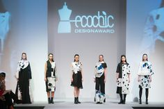 The Second Prize winner: The EcoChic Design Award 2014_15 in Partnership with The Langham, Hong Kong, Victor Chu #ECDA