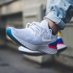 """Nike's latest performance sneaker could be its best one yet. The 'Epic React…"""""""
