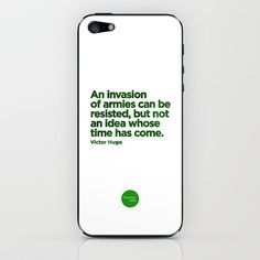 Unresistible Idea iPhone & iPod Skin by Growing Ideas - $15.00 Ipod, Phone Cases, My Favorite Things, Ideas, Ipods, Thoughts, Phone Case