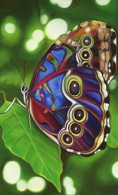 Mammals that paint insects - Mammals that paint insects paint # Mammals - Butterfly Painting, Butterfly Watercolor, Butterfly Wallpaper, Butterfly Crafts, Butterfly Flowers, Butterfly Wings, Butterfly Mobile, Paper Butterflies, Monarch Butterfly