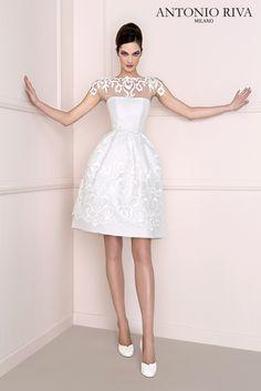 www.antonioriva.com #weddingdress #bridal #ウエディングドレス