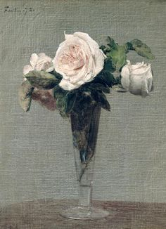 Fantin Latour - My favourite from The Met.