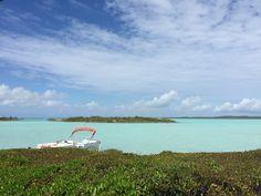 Chalk Sound Turks & Caicos!