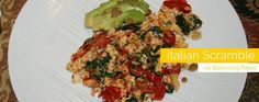 20 Best Breakfast Ideas and Recipes to Start the Day Right Start The Day, Scrambled Eggs, Best Breakfast, Vinaigrette, Kale, Tomatoes, Tasty, Vegetables, Cooking