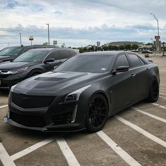⚫️ Cadillac Cts V, Cadillac Escalade, Cts V Wagon, Bmw Wallpapers, Lux Cars, Pretty Cars, Car Museum, Diesel Trucks, Amazing Cars