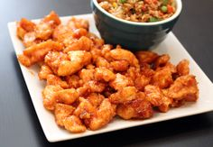 Take-Out, Fake-Out: Sweet & Sour Chicken - Table for Two