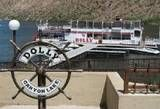 The Dolly Steamboat on Canyon Lake