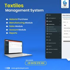 Software Projects, Textile Industry, Software Development, Color Blocking, Accounting, Banner, Management, Textiles, Templates