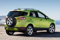 New EcoSport Ford Ecosport, Ford Edge, Female Friends, First Car, Cars And Motorcycles, Luxury Cars, Dream Cars, 4x4, Volkswagen