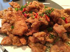 Salt and Pepper Pork from @Asia Manoa Chinese Restaurant - #imenehunes #food #chinesefood #AsiaManoa #yum #instafood #pork