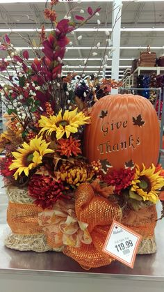 Front Door Greeter by Randi Sheldon at Michaels 1600 Harvest Decorations, Thanksgiving Decorations, Seasonal Decor, Craft Show Ideas, Diy Ideas, Decor Ideas, Fall Diy, Autumn Fall, Pumpkin Decorating