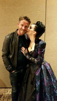 Ouat - Régina et Robin.
