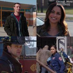 Casey & Dawson - 1x01 & 5x22. First and last