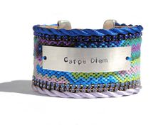 Gypsy cuff series SS2012 Bohemian hippie friendship di OOAKjewelz