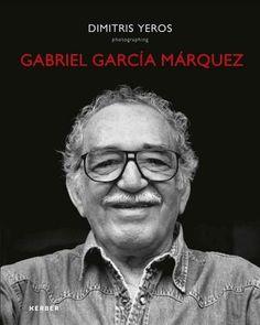 Dimitris Yeros Photographing Gabriel Garcia Marquez