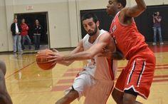 Dani Marti, jugador de basket de Union University