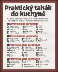 Miry a vahy Cooking Tips, Cooking Recipes, Healthy Recipes, Czech Recipes, Smoking Meat, Seafood Dishes, Winter Food, Winter Meals, Main Meals