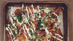 Gevulde en gepofte zoete aardappel van Yvette van Boven