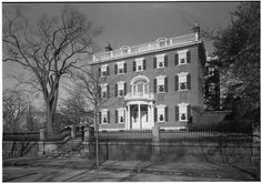 Thomas P. Ives House in Providence, Rhode Island.