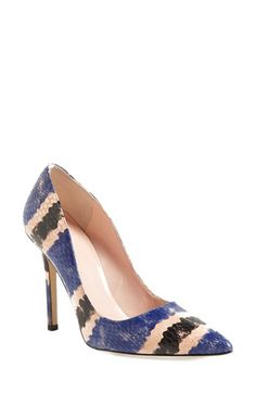 kate spade new york 'larisa' pointy toe pump (Women) available at #Nordstrom