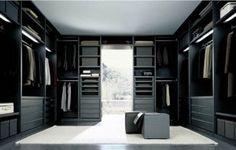 #Closet #BlackAndWhite