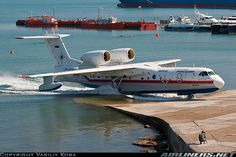 Photos: Beriev Be-200ChS Aircraft Pictures | Airliners.net