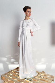 Cristina Maxi - długa suknia