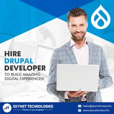 Hire experienced Drupal Developers to build, customize, migrate websites & achieve desired business results. Enquire today! #Drupal #Drupal7 #Drupal8 #Drupal9 #DrupalModule #DrupalMigrate #DrupalDeveloper #DrupalDevelopment #DrupalDevelopers #HireDrupalDeveloper #DrupalWebDevelopment #DrupalExpert #DedicatedDrupalDeveloper #DrupalDevelopmentCompany #DrupalMigration #DrupalCommerce #DrupalModules #DrupalPartner #DrupalSecurity #DrupalServices #DrupalExperts #USA #Australia Development Quotes, Web Development, Business Requirements, Drupal, Seo Tips, Company Names, Technology, Marketing, Website
