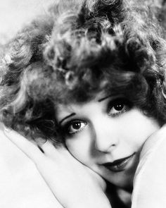 Clara Bow in Her Wedding Night by Silver Screen Golden Age Of Hollywood, Vintage Hollywood, Classic Hollywood, Claires Bows, Vertigo Movie, Clara Bow, Face The Music, Louise Brooks, Classic Actresses