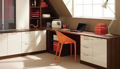 Image result for fitted study furniture