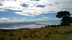 On the top of Summner, Chch, NZ