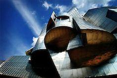 Weisman Art Museum a Minneapolis, Minnesota, EUA de Frank O. Gehry.