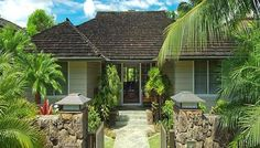 Romantic Home : Nestled in Privacy of Kahala in South Shore of Oahu,Honolulu,