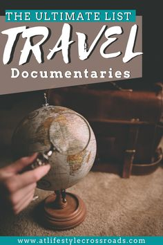 Whenever traveling is not possible what can we do to fuel our Wanderlust? - Check this list of travel documentaries that will expose to you the unseen beauty of the world around us! Planning Budget, Trip Planning, Travel List, Travel Guides, Travel Advice, California Travel, Travel Couple, Wanderlust Travel, Documentaries