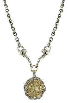 VINTAGE SILVER Molat Necklace