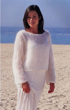 Ravelry: 61-1 Sweater pattern by DROPS design