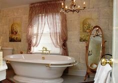 Home-Dzine - Paint a faux stone wall
