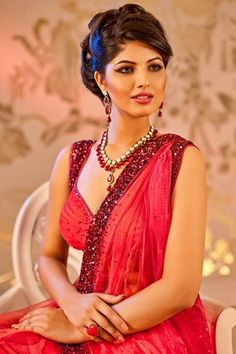 i dont want an indian wedding i just like her hairstyle haha