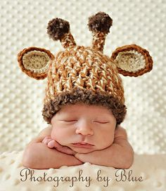 This is the first in hopefully many crochet patterns I plan to create for use as newborn photography props. While the pattern is copyrighted and may not be redistributed or transmitted in any way, you may sell items you make from this pattern (using your