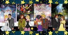 Character Description, The Little Mermaid, Beauty And The Beast, Walt Disney, Literature, Novels, Drawings, Cards, Literatura