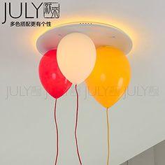 Fsd Lampada da soffitto di fumetto per bambini Bambini minimalista della stanza…