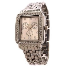 FMD Ladies Chronograph Watch by Fossil