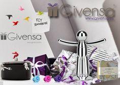 Consigue los regalos perfectos con Givensa.es #SorteosActivos #sorteamus Sorteo por #Givensa