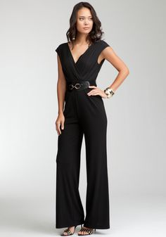 Love jumpsuits. Solid, comfortable, easy to wear and ultra flattering!