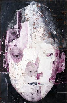 *Work from Italian artist Nicola Samorì - https://streetsofbeige.blogspot.com/2012/11/work-from-italian-artist-nicola-samori.html