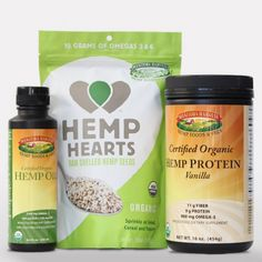 Take It From Me: Manitoba Harvest Hemp Foods Hemp Hearts (Review & Giveaway). LOVE these!