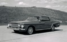 Brief history of the Dodge Dart.