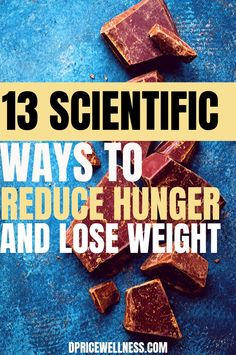 How To Reduce Hunger For Weight Loss? There are so many ways one can reduce hunger, I will tell you about 13 of them. Lose Weight Naturally, Diet Plans To Lose Weight, Reduce Weight, Best Weight Loss, Healthy Weight Loss, Losing Weight, Weight Loss Tips, How To Lose Weight Fast, Healthy Food