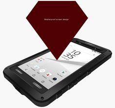 Love Mei Sony Xperia Z5 Premium Powerful Case