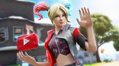 25 Likes, 0 Comments – Fortnite Thumbnails ( – Graphic Design Ideas 2048x1152 Wallpapers, Best Gaming Wallpapers, Best Profile, New Profile Pic, Red Knight Fortnite, Hatley Quinn, Selfi Tumblr, Arley Queen, Cricut Banner
